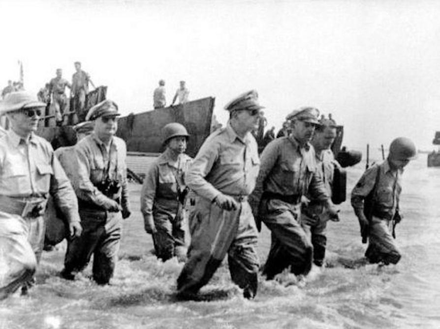 仁川登陆_朝鲜战争中美军仁川登陆的内幕